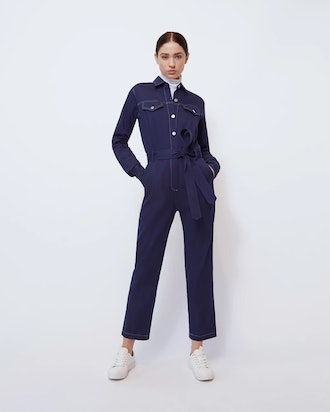 The Harley Jumpsuit In Nocturnal