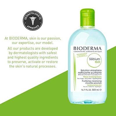 Bioderma Sébium H2O Purifying Micellar Cleansing Water