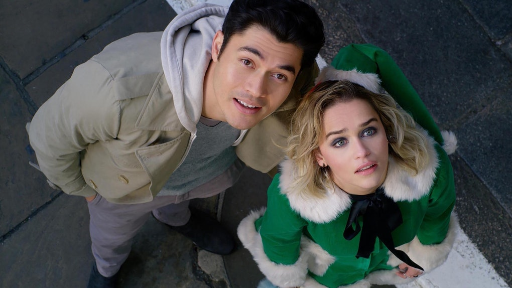 A 'Last Christmas' fan theory guesses Henry Golding's character Tom is dead.