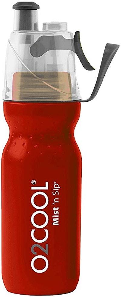 O2COOL Mist 'N Sip Water Bottle