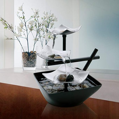 HoMedics Silver Springs Indoor Fountain