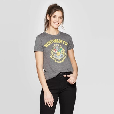 Hogwarts Short Sleeve Graphic T-Shirt