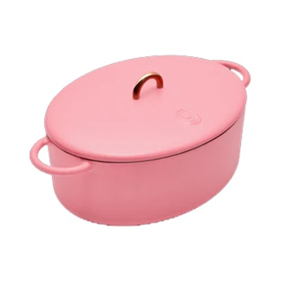 The Dutchess Cast-Iron Dutch Oven In Macaron Color