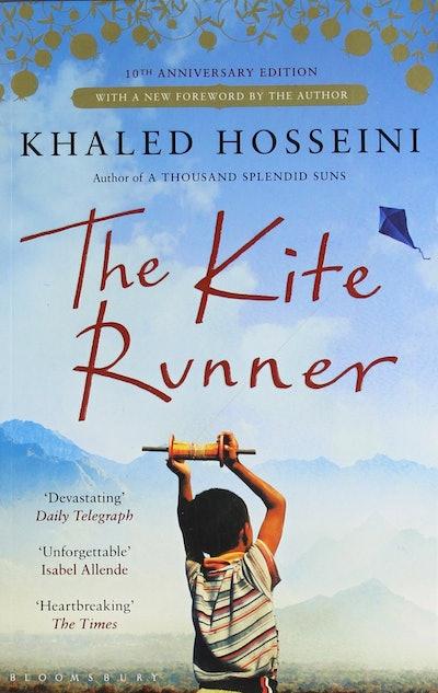 The Kite Runner — Khaled Hosseini