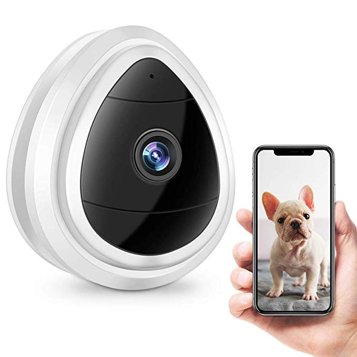 PVCTY Wireless Security Camera