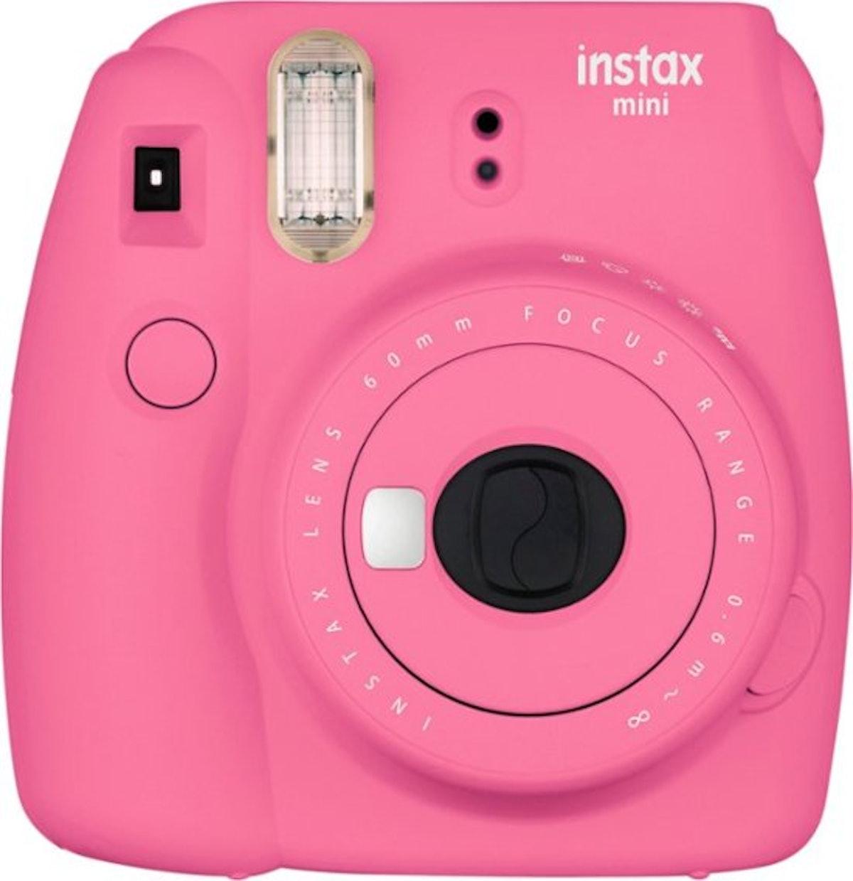 Fujifilm — Instant Film Camera — Flamingo Pink