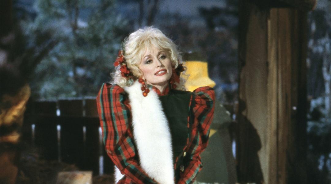 Dolly Parton style