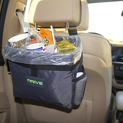 The Drive Bin Drive Auto Products Car Garbage Can
