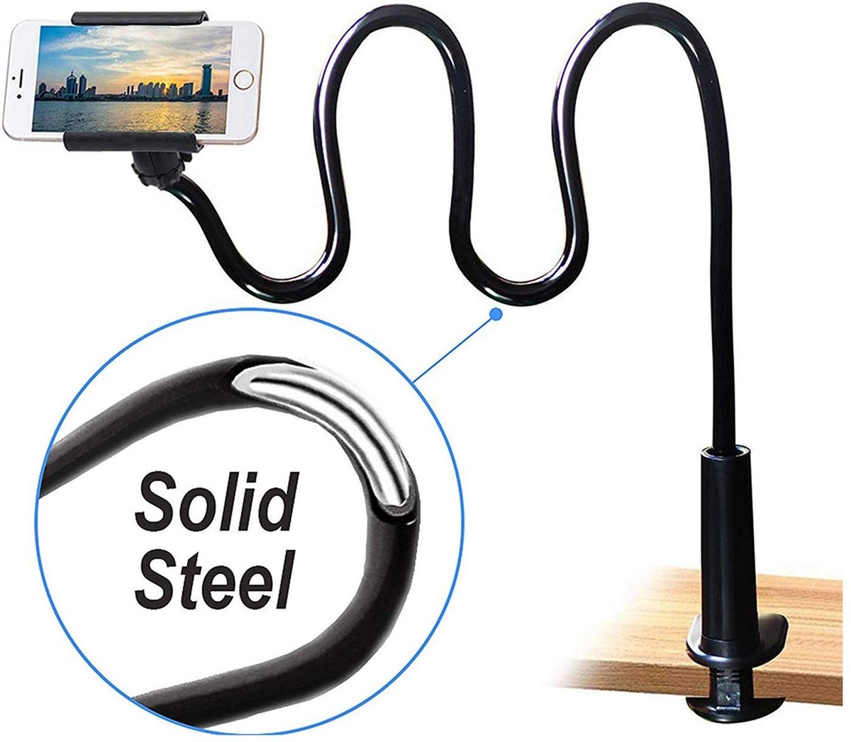 MAGIPEA Cell Phone Clip on Stand Holder