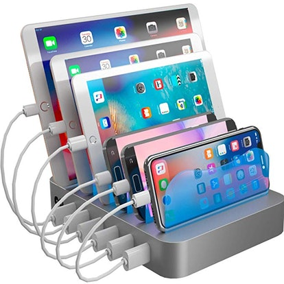 Hercules Tuff Charging Station Organizer (6 devices)
