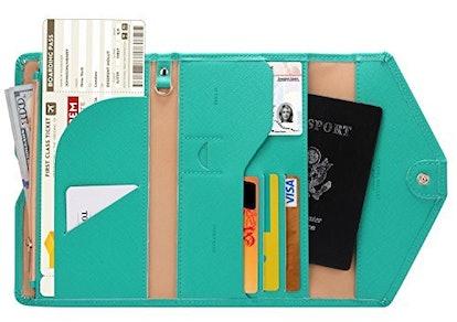 Zoppen Travel Passport Wallet