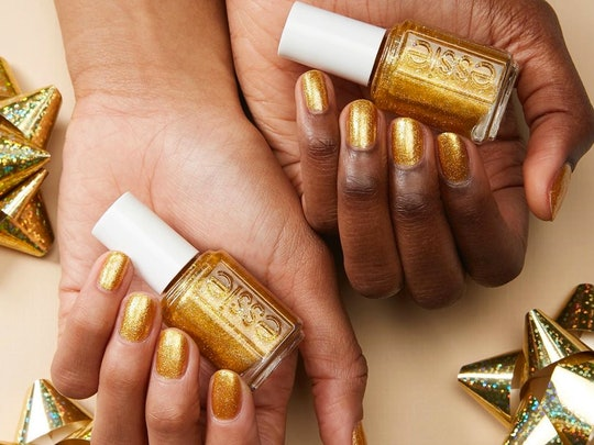 Essie's Winter 2019 collection includes six sparkly shades that are super festive.