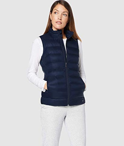 CARE OF by PUMA Women's Puffer Vest