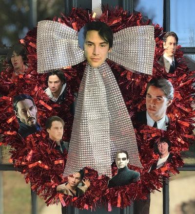 Keanu Wreaths