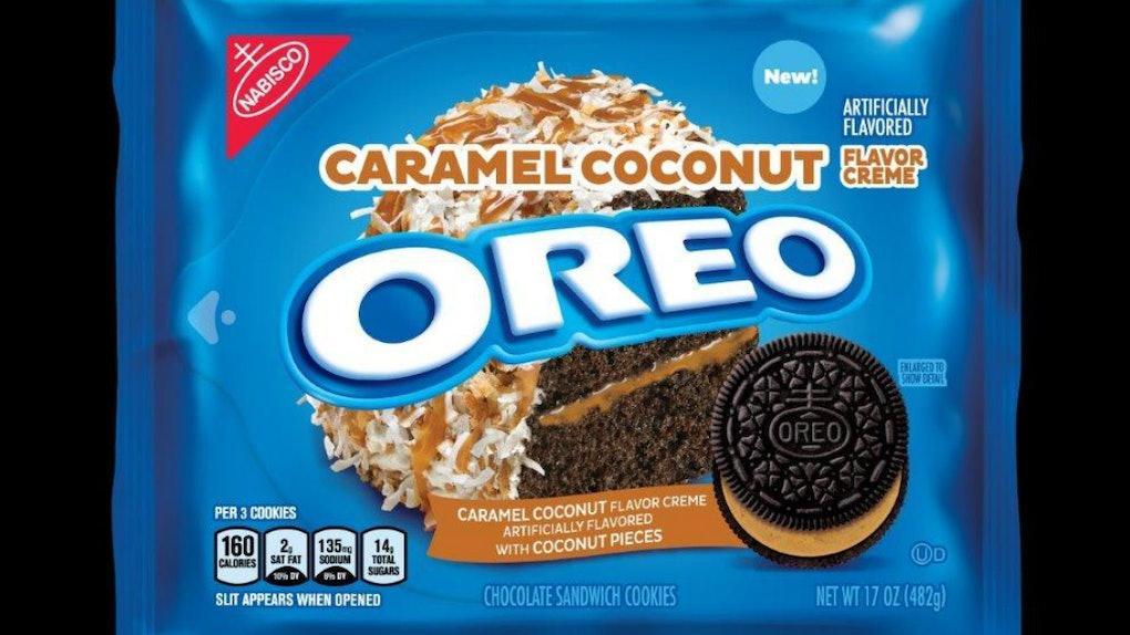 New Oreo Flavors 2020.Oreo S New Chocolate Marshmallow Caramel Coconut Flavors