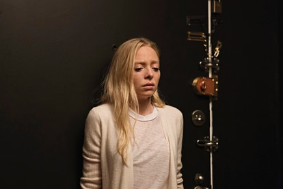 Portia Doubleday as Angel in Mr. Robot