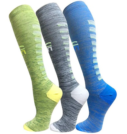 Copper Compression Socks (3 Pairs)