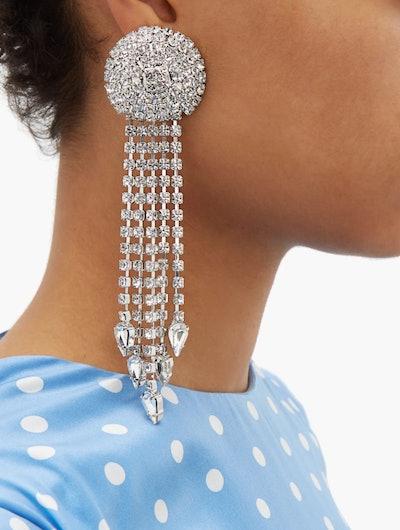 Crystal Earrings