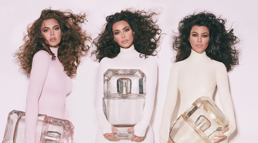The KKW Fragrance Diamonds collection features 3 new diamond-inspired fragrances