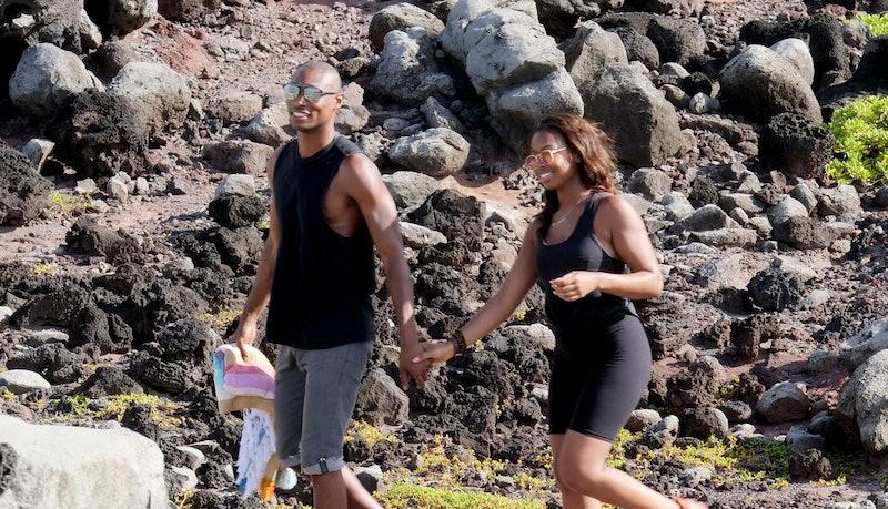 Medinah and Rick from Temptation Island Season 2