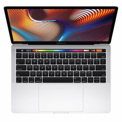 """New Apple MacBook Pro 13.3"""" with Touch Bar - Intel Core i5 - 8GB Memory - 128GB SSD - Silver"""