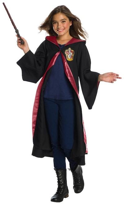 Rubies Gryffindor Robe Girls Halloween Costume- One Size