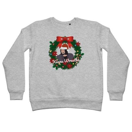 Keanu Wreaths Sweatshirt