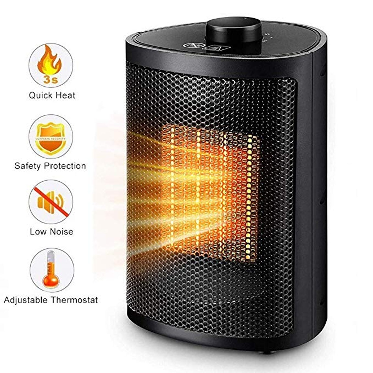 Alfaw Personal Space Heater