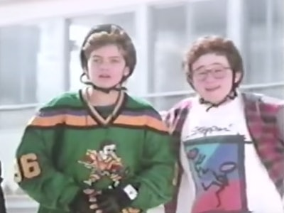 """""""Mighty Ducks"""" is getting a re-boot series on Disney+."""