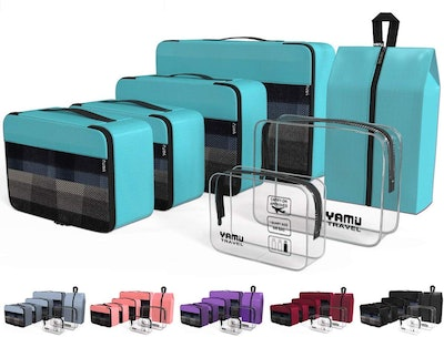YAMIU Packing Cubes (Set of 7)