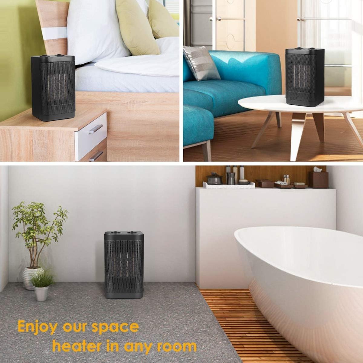 Mulandd Portable Ceramic Space Heater