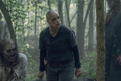 Alpha's life may be in danger on The Walking Dead.