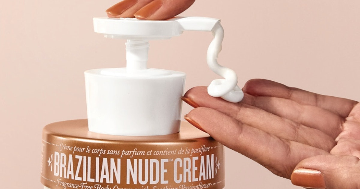 Sol de Janeiro's New Brazilian Nude Body Cream Is The Fragrance-Free Version Fans Have Been Asking For
