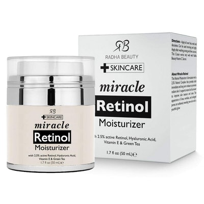Radha Beauty Retinol Moisturizer Miracle Cream