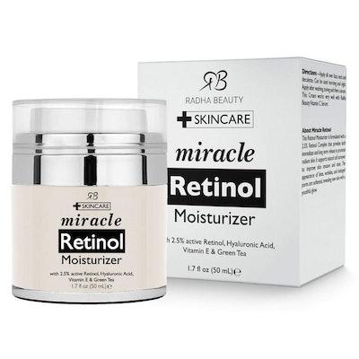 Radha Beauty Retinol Moisturizer Miracle Cream