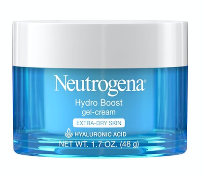 Neutrogena Hyaluronic Acid Hydrating Face Moisturizer Gel-Cream to Hydrate and Smooth Extra-Dry Skin