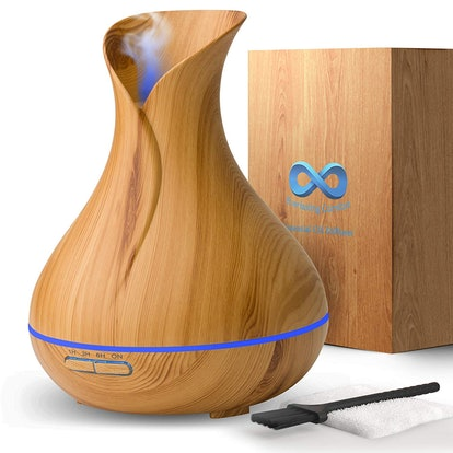 Everlasting Comfort Diffuser for Essential Oils
