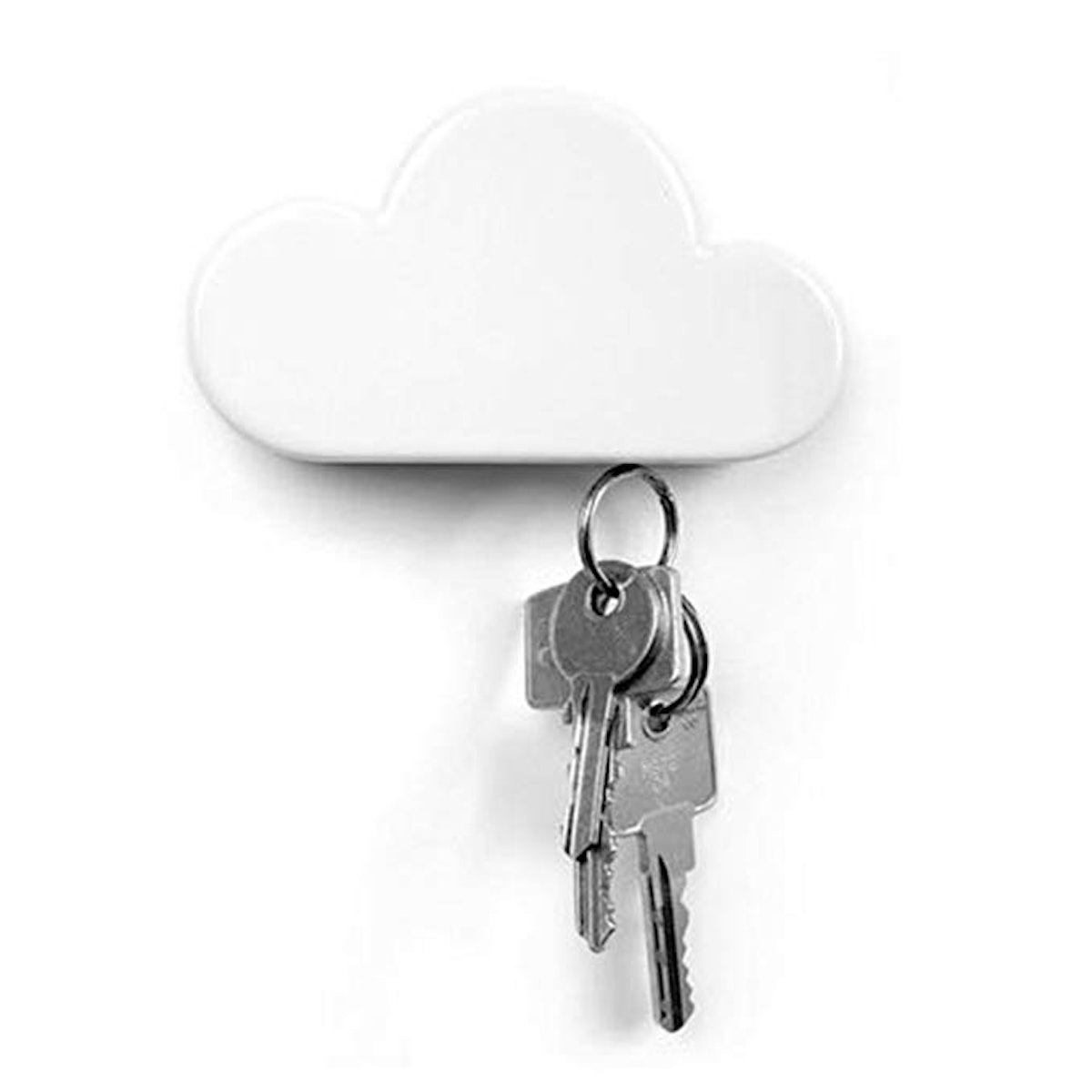 TWONE White Cloud Magnetic Key Holder