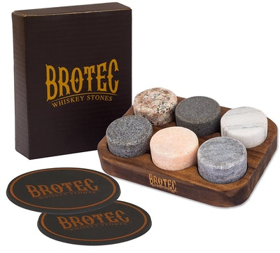 BROTEC Whiskey Stones (Set of 6)