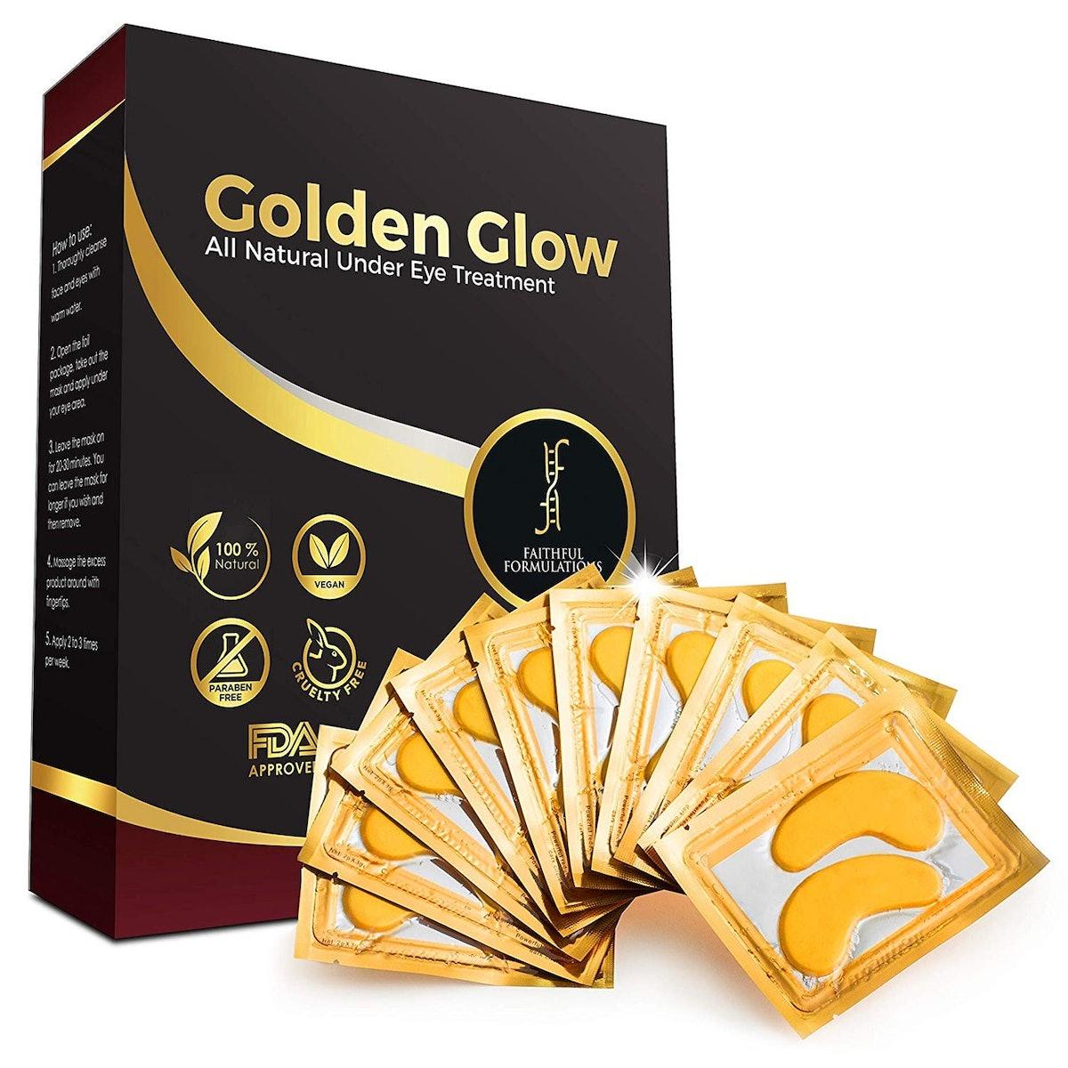 Faithful Formulations 24K Golden Glow
