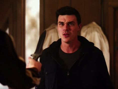 Finn Wittrock returns for the AHS: 1984 finale.