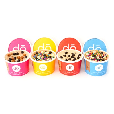 Best Seller Edible Cookie Dough Taster Pack