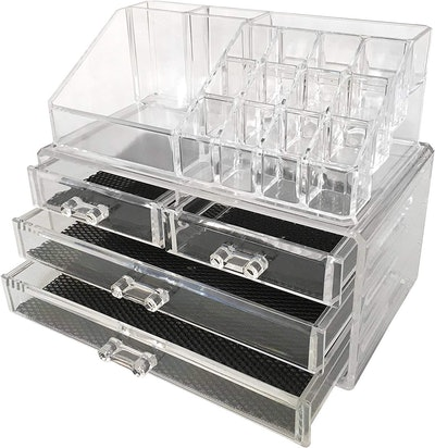 Sodynee Jewelry and Cosmetic Storage