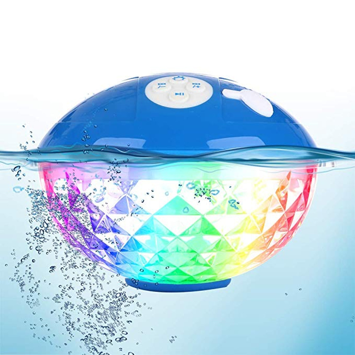 Blufree Bluetooth Speakers with Colorful Lights