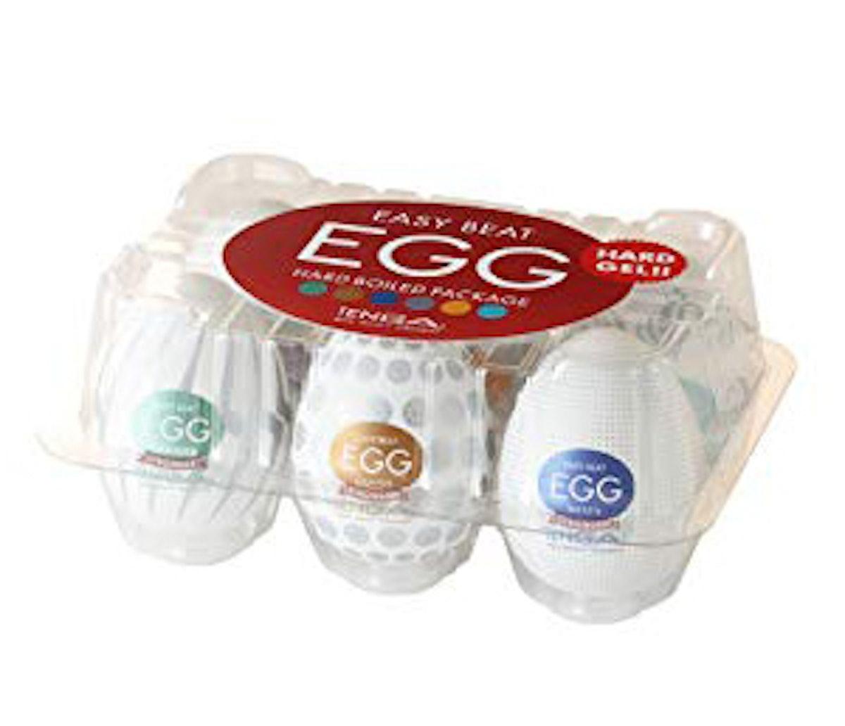Tenga Egg Variety 6-Pack