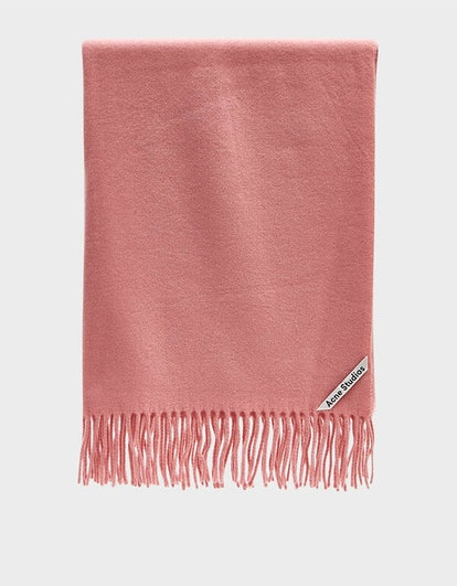 Canada New Scarf in Pale Pink