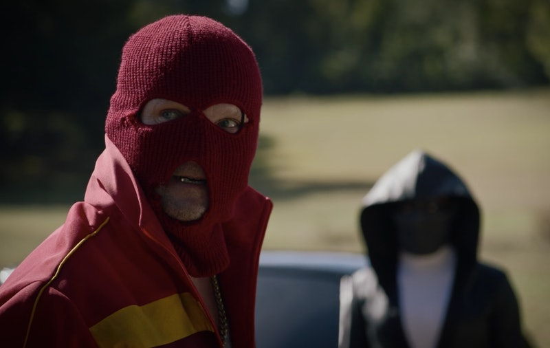 Andrew Howard as Red Scare in 'Watchmen'