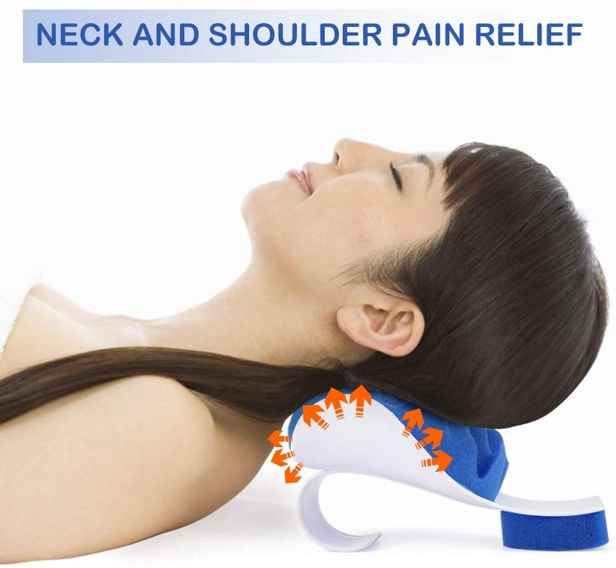 Chilling Home Chiropractic Pillow