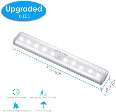 URPOWER Motion Sensor Light (10 Bulbs)