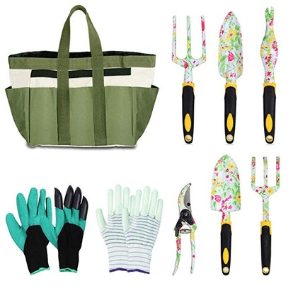 LOYLOV Garden Tool Set (9 Pieces)